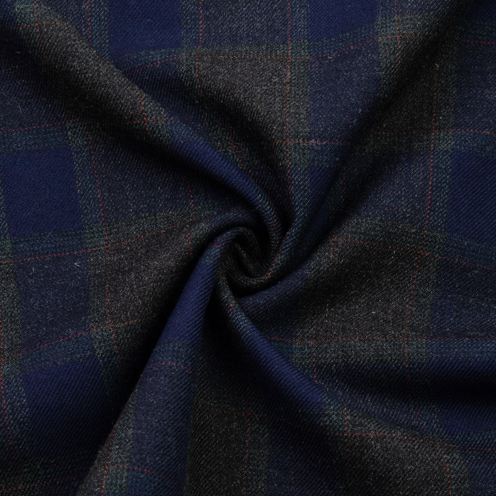Bandele Plaid Wool
