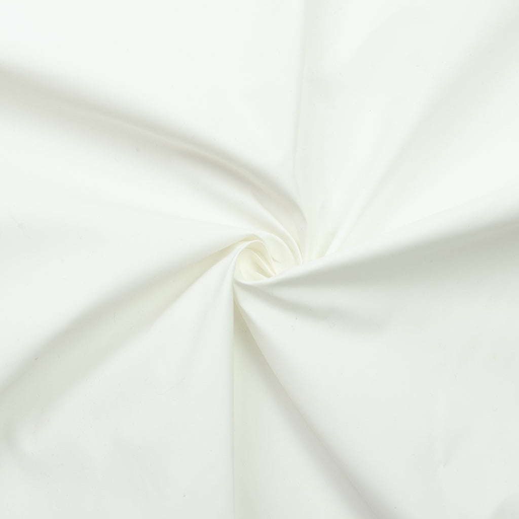 Bade White Waxed Cotton