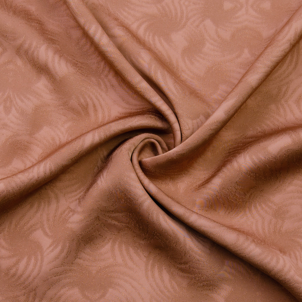 Perkins Dusty Pink Jacquard Viscose