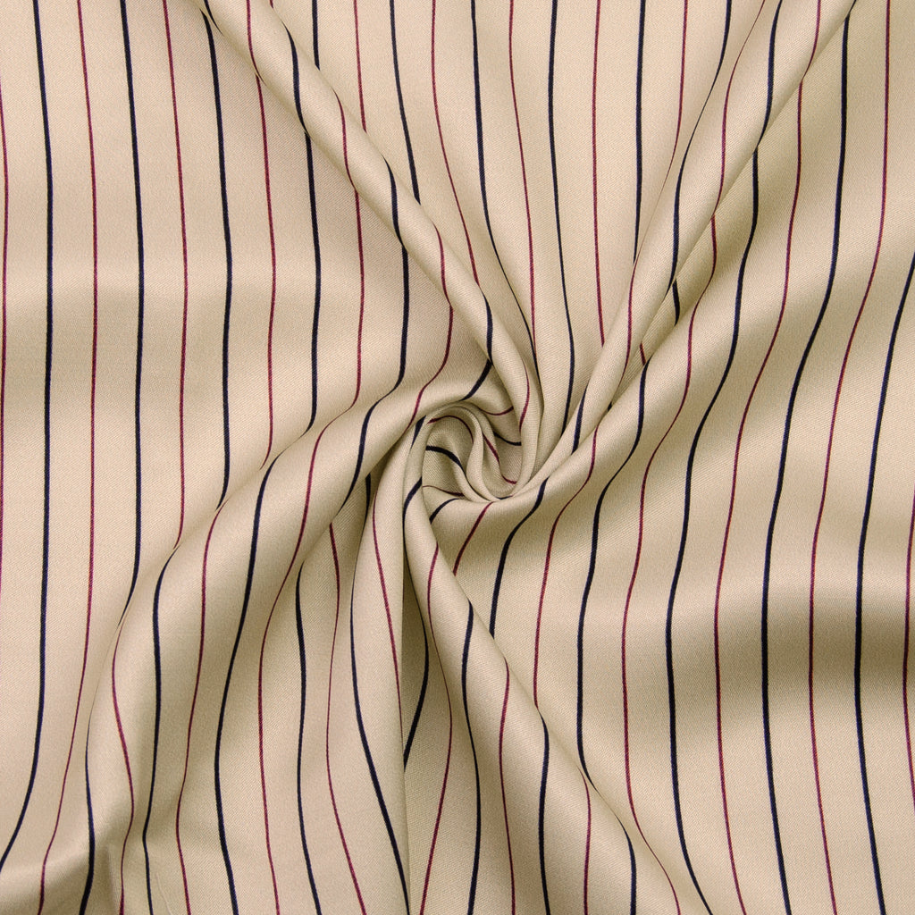 Philyra Striped Viscose