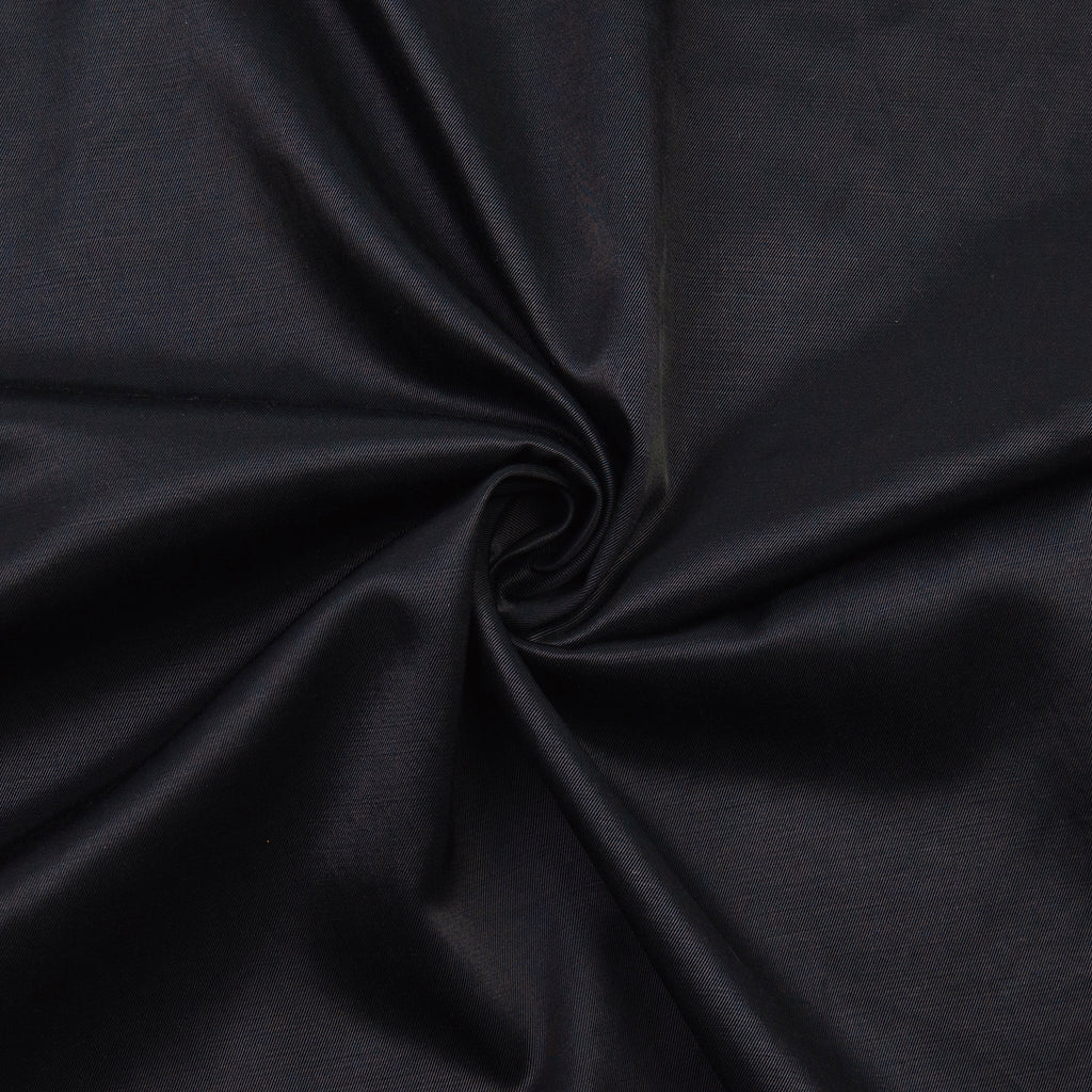 Phiala Black Viscose Cotton Blend