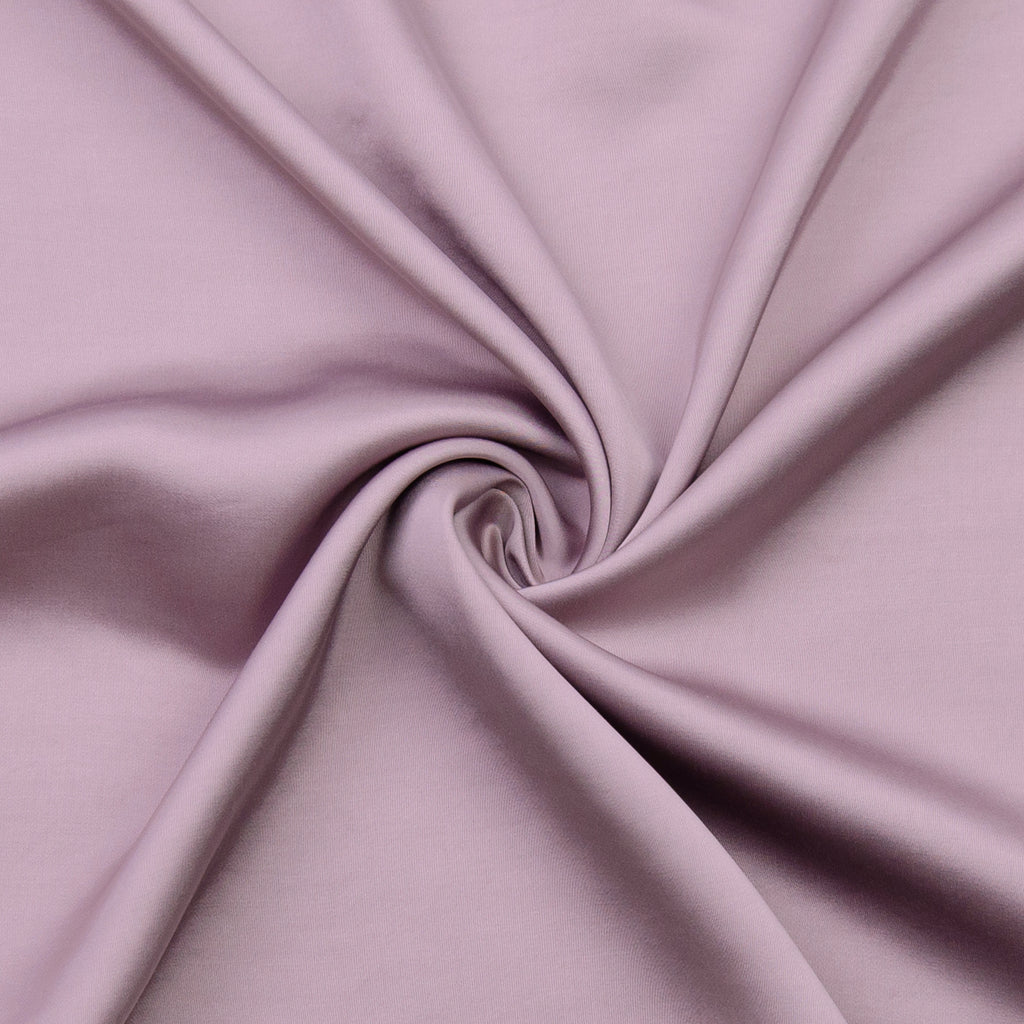 Penda Dusty Purple Viscose Satin