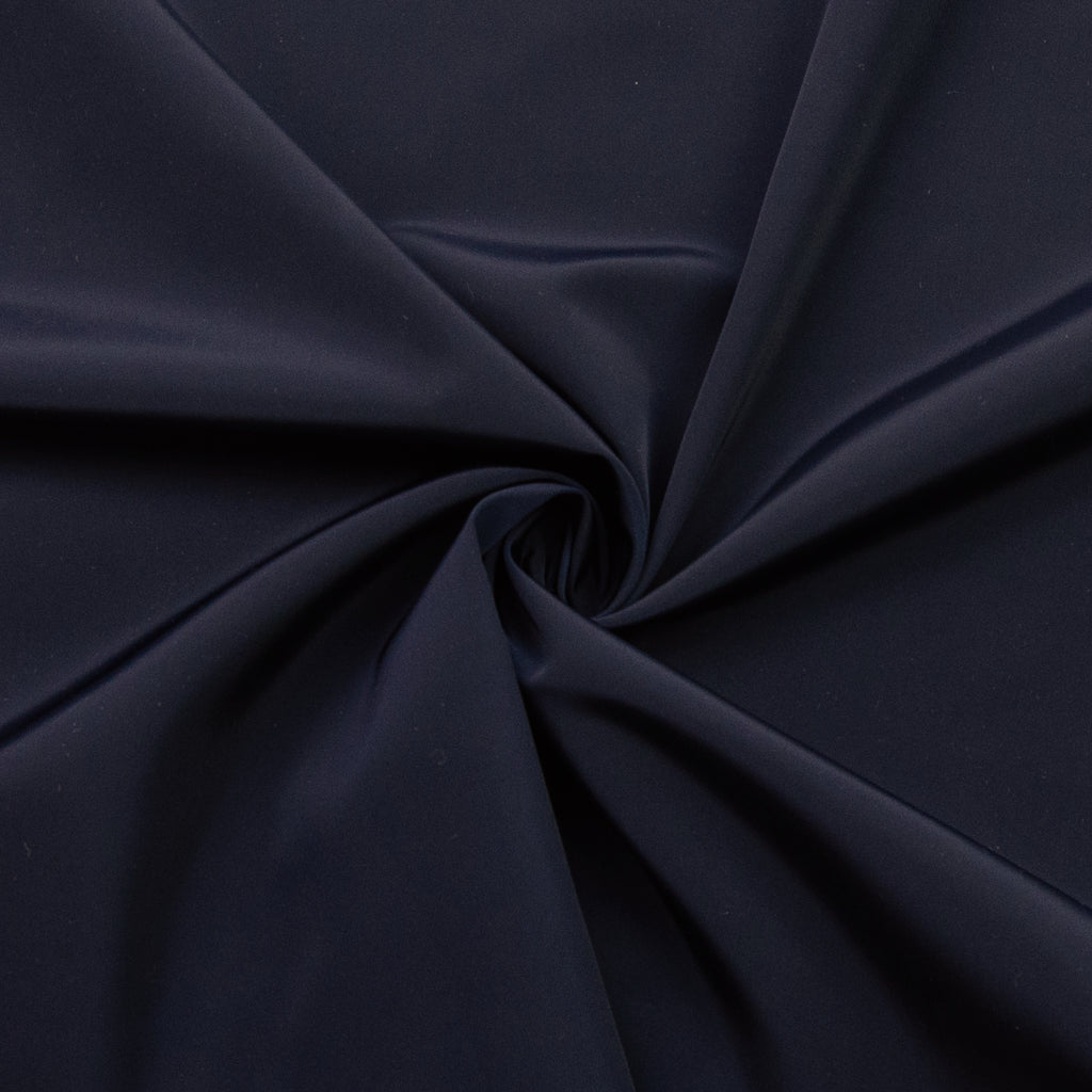 Pia Navy Blue Polyester