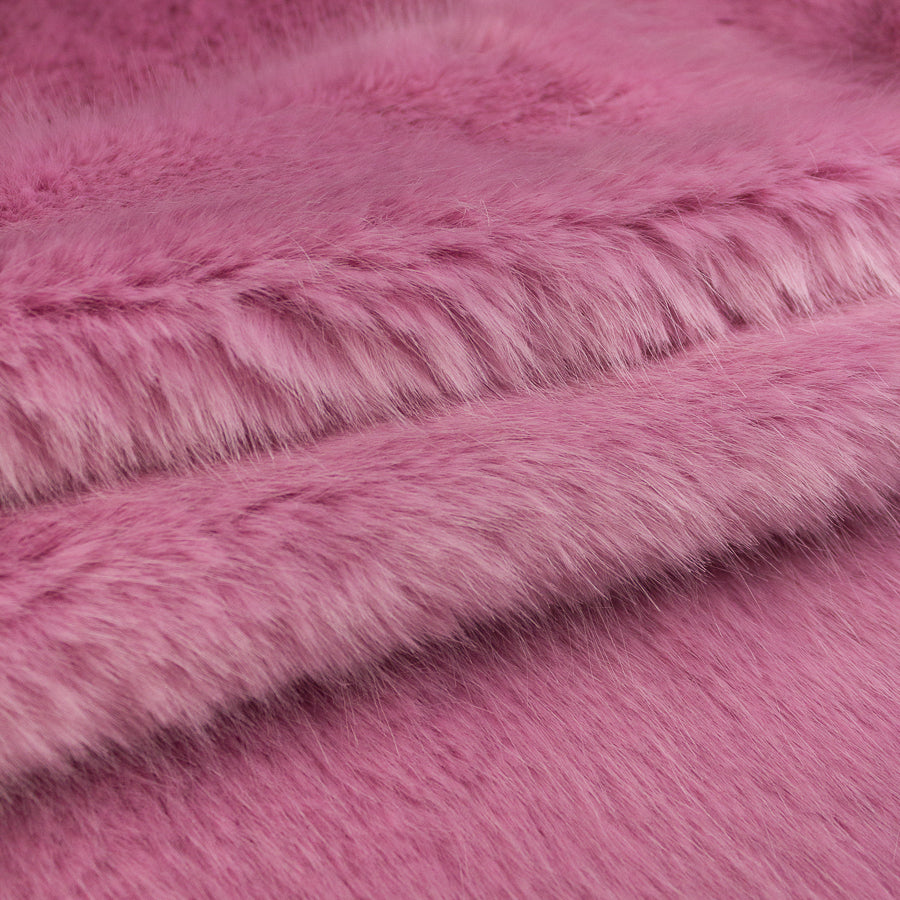 Julia Pink Faux Fur