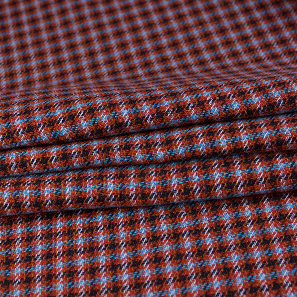 Edouard Rust Plaid Wool