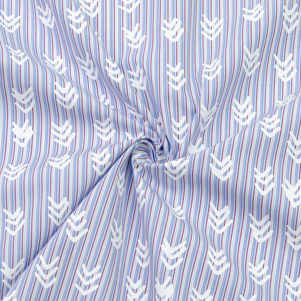 Lucy Striped Cotton