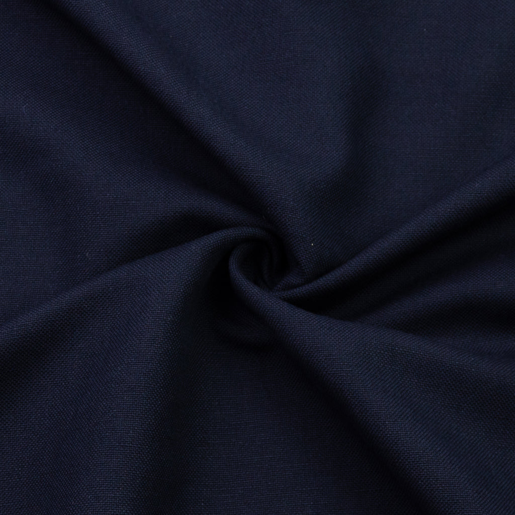 Elera Navy Blue Cotton