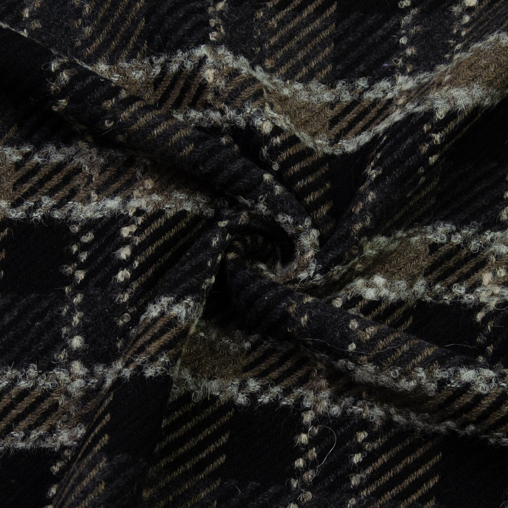 Earline Plaid Wool