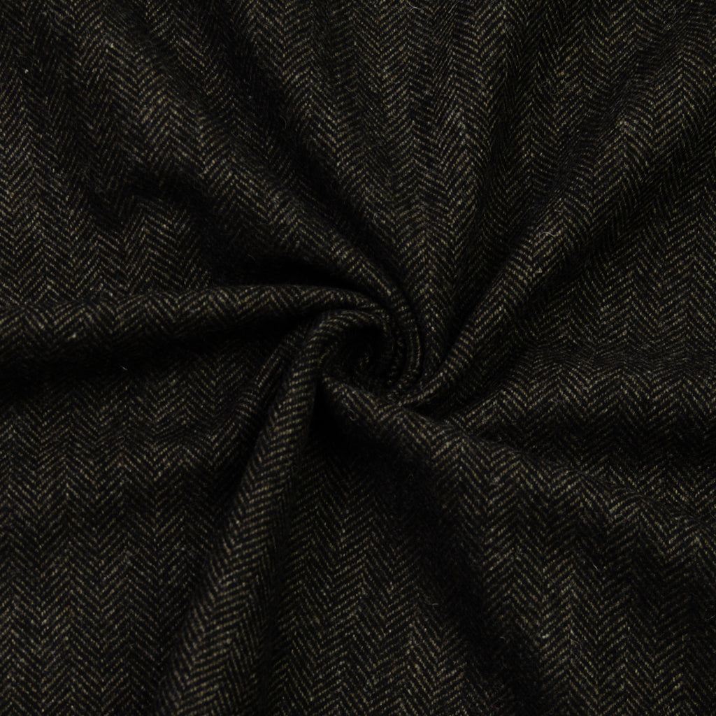 Edan Herringbone Wool