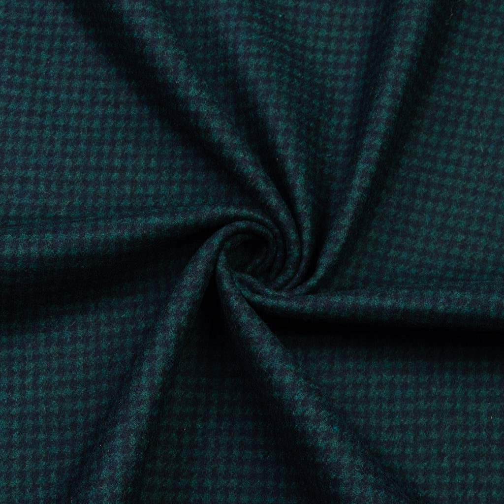 Edward Green Houndstooth Wool