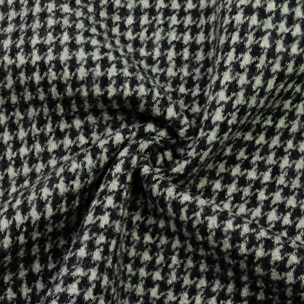Elisa Houndstooth Virgin Wool