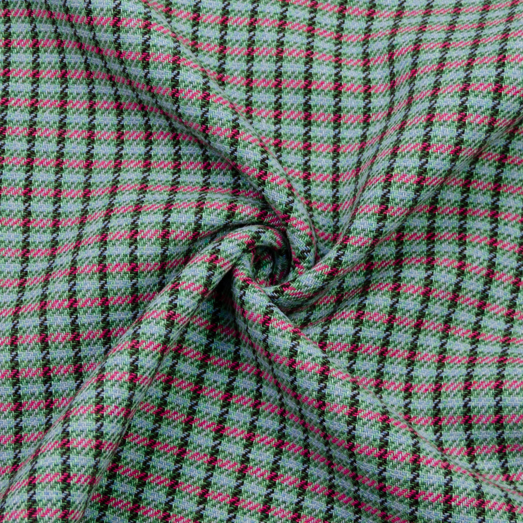 Edeline Plaid Wool