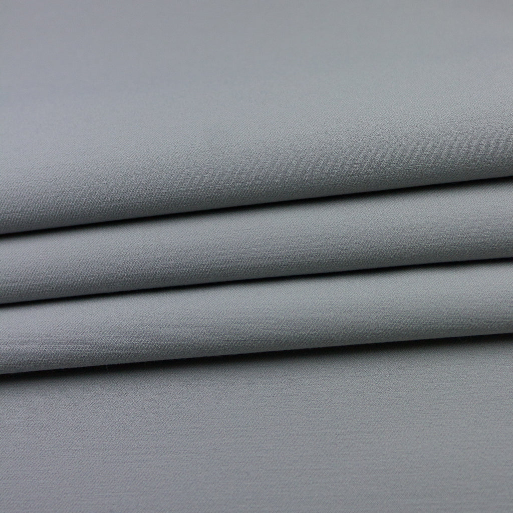 Falk Pearl Grey Stretch Viscose