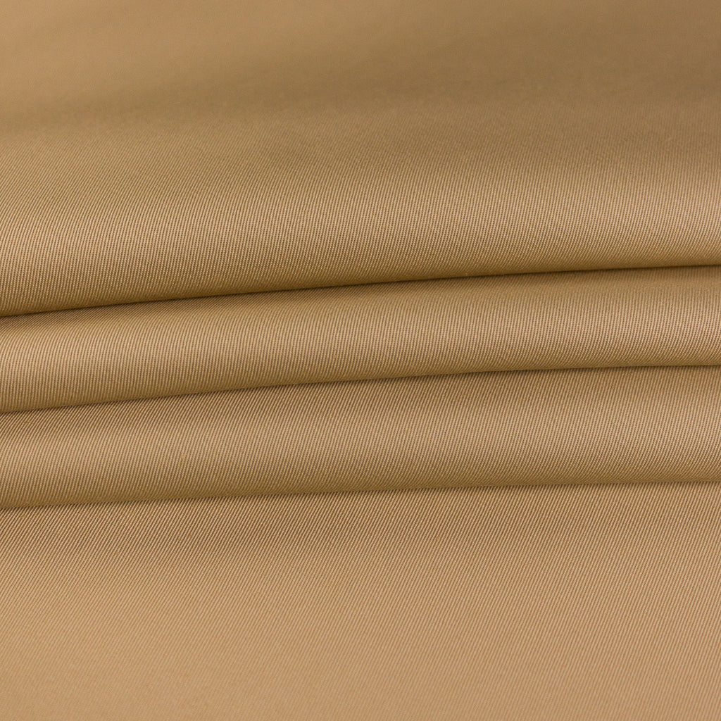Tom Sand Cotton Gabardine