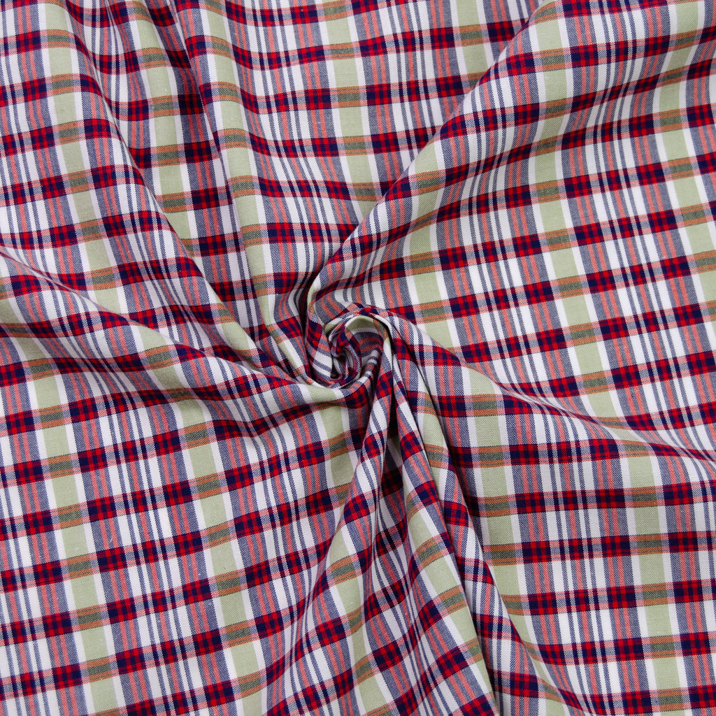 Danby Plaid Cotton