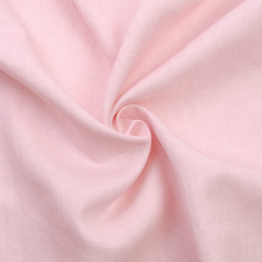 Feivel Pretty Light Pink Linen Blend