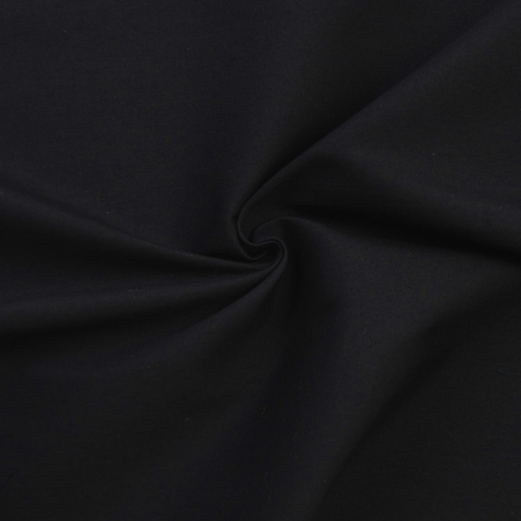 Dare Black Wool Blend