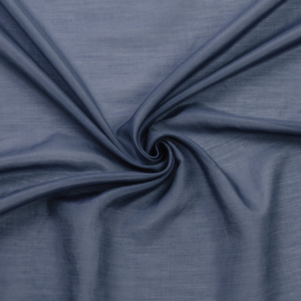 Laurence Blue Silk