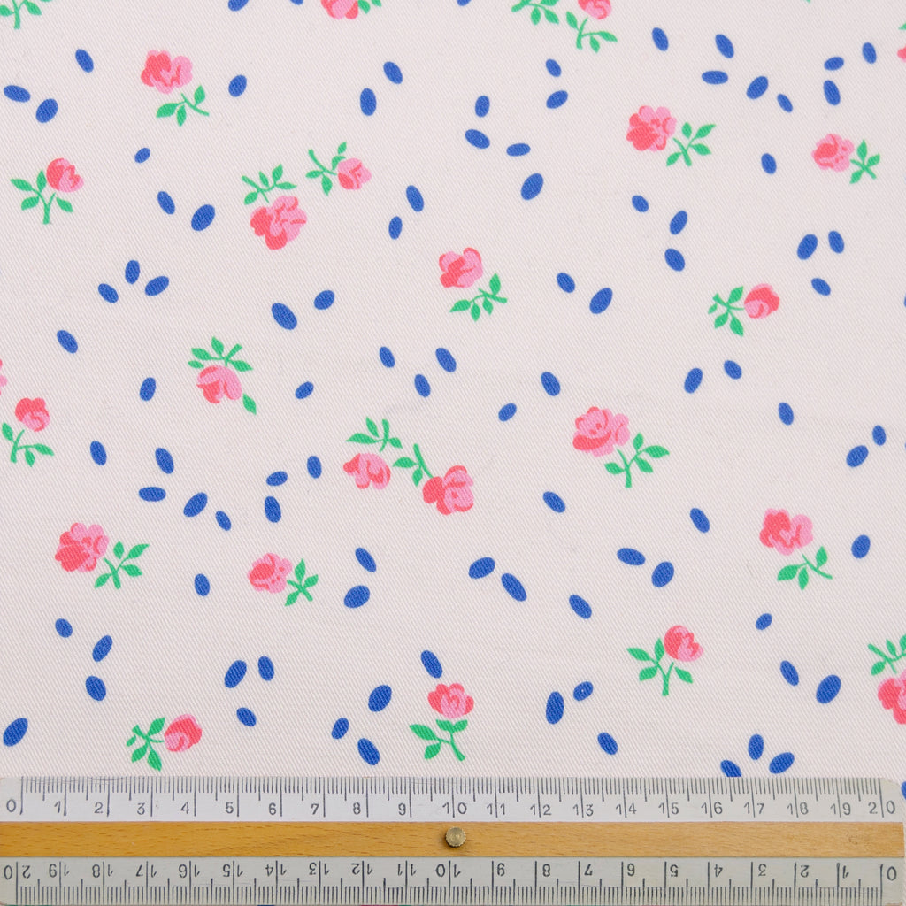 Laverne Print Cotton