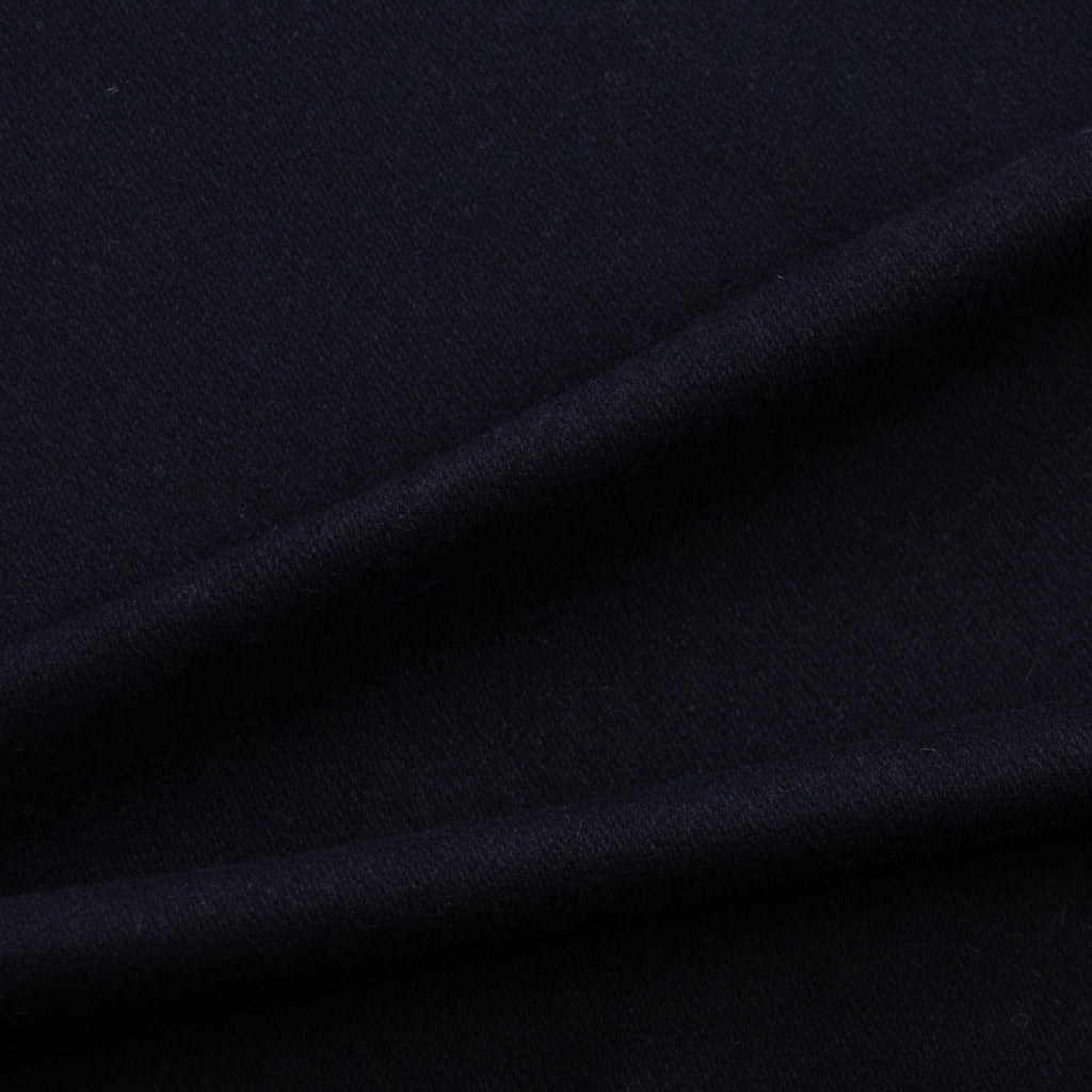 Lilo Navy Blue Wool