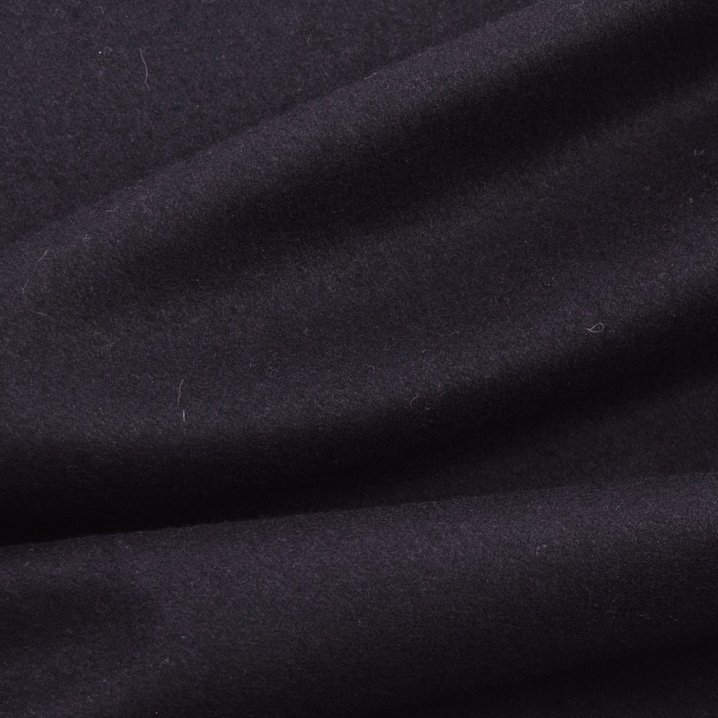 Leatrix Navy Blue Wool