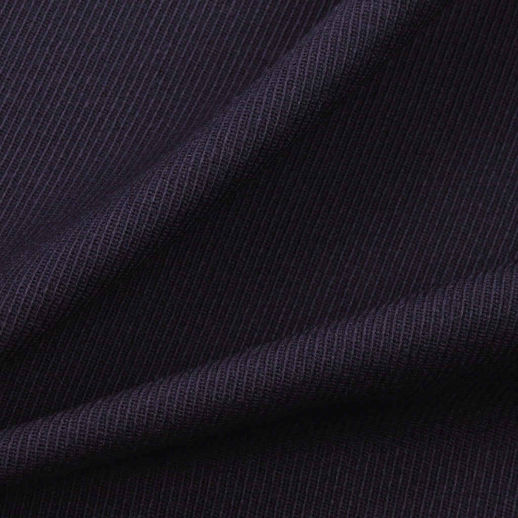 Leanna Navy Blue Dormeuil Wool