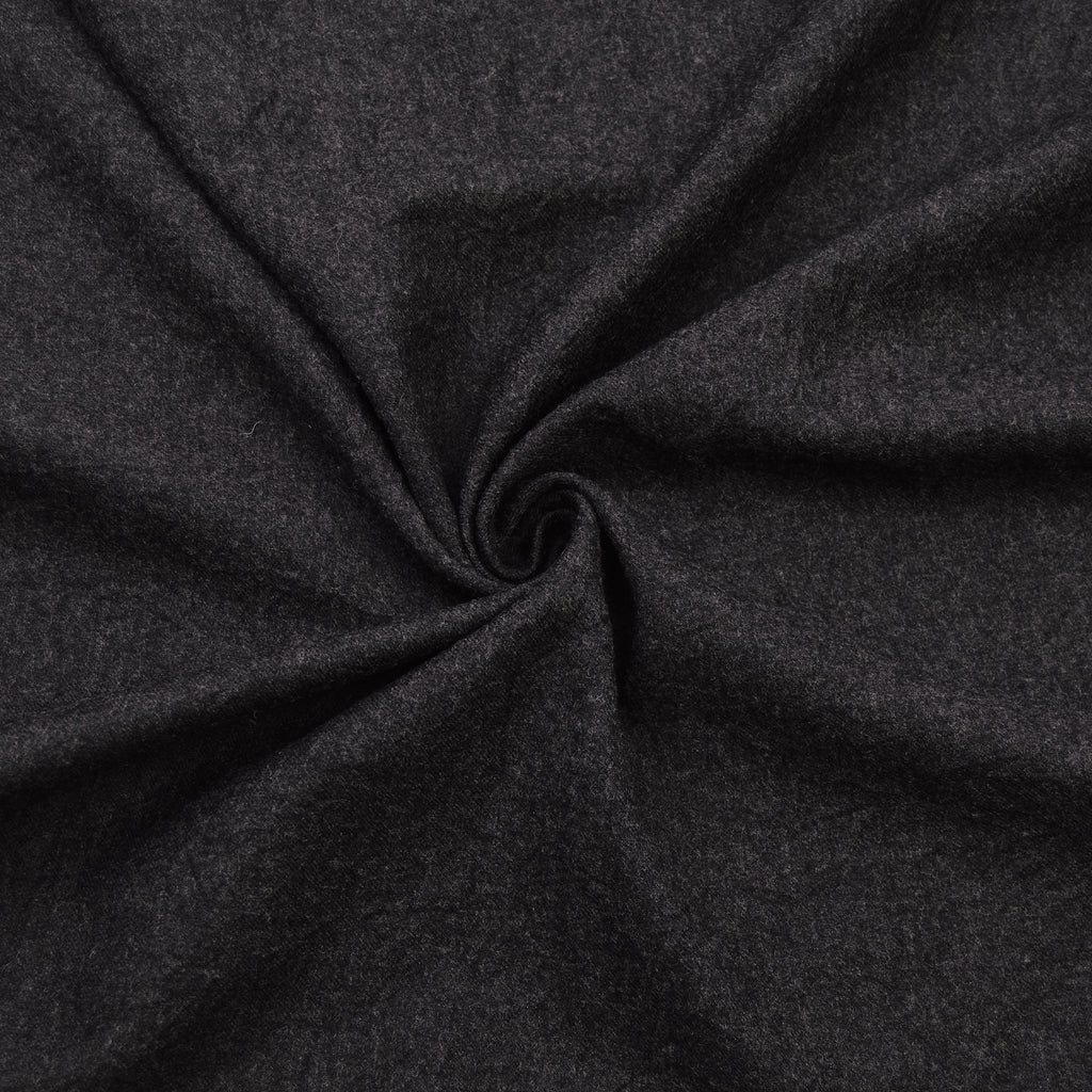 Idun Dark Grey Wool