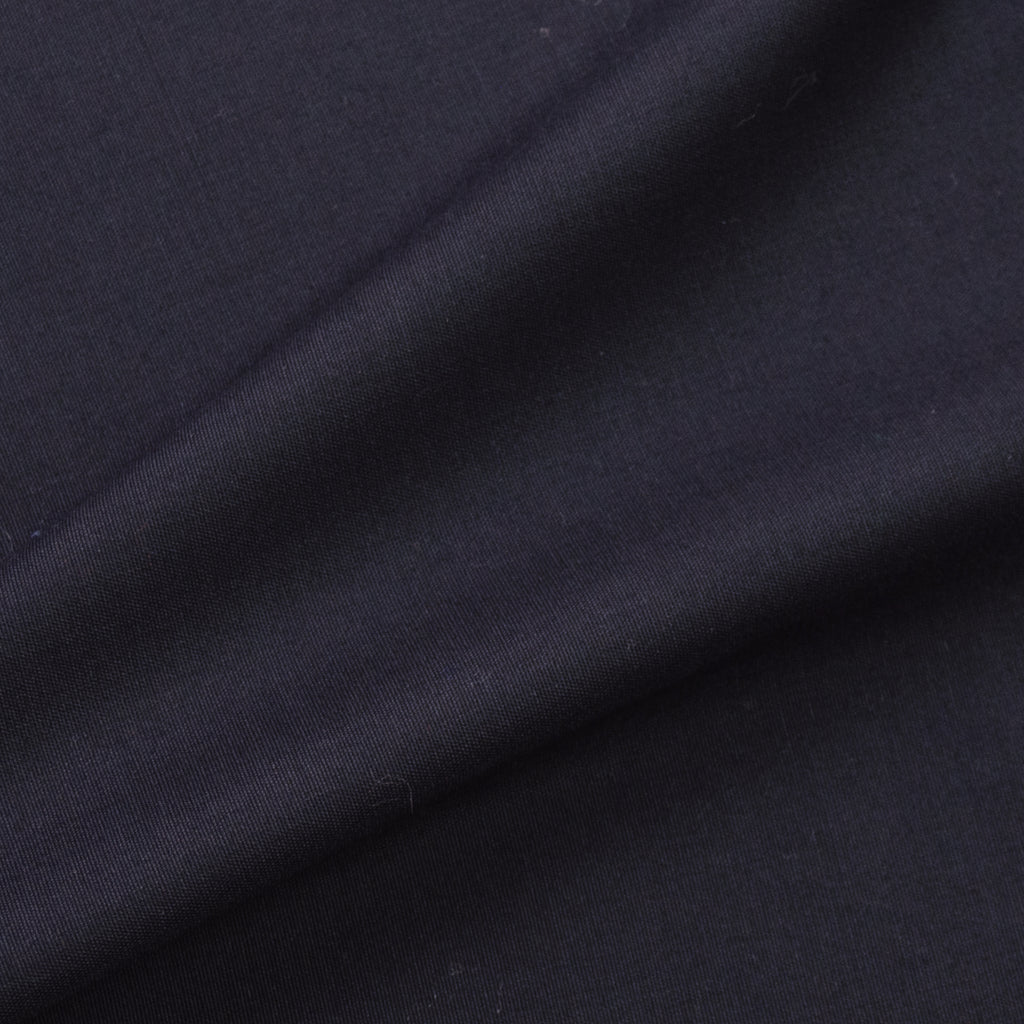 Ibella Navy Blue Wool Suiting
