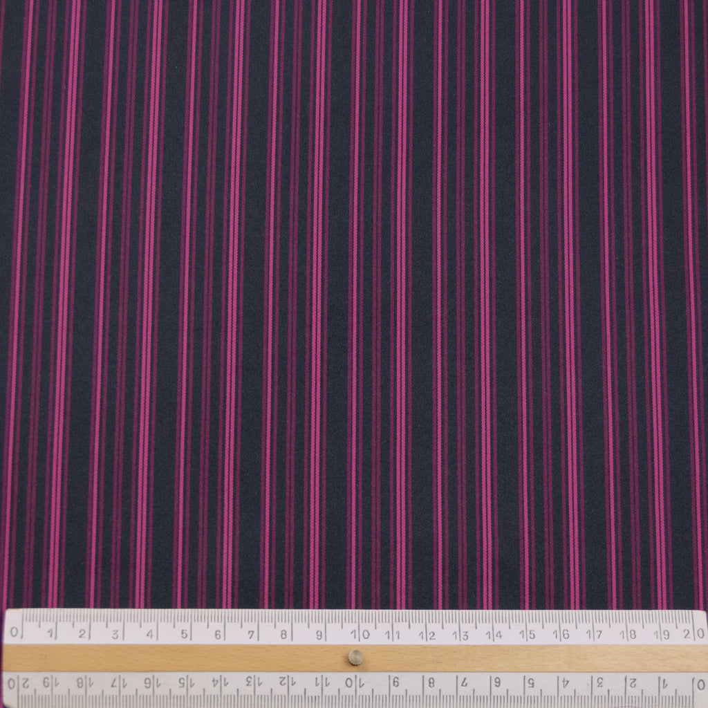 Laddie Striped Polyester