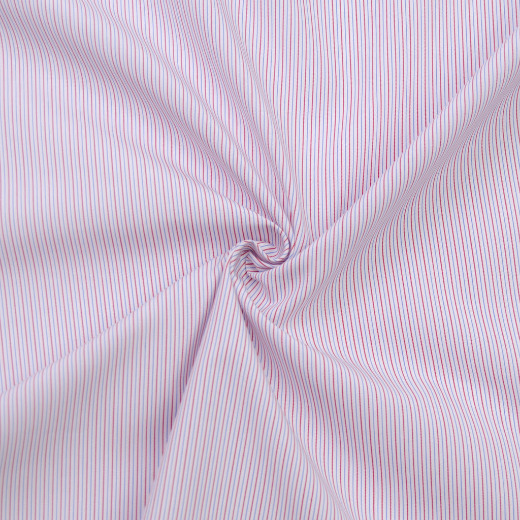 Leia Striped Cotton