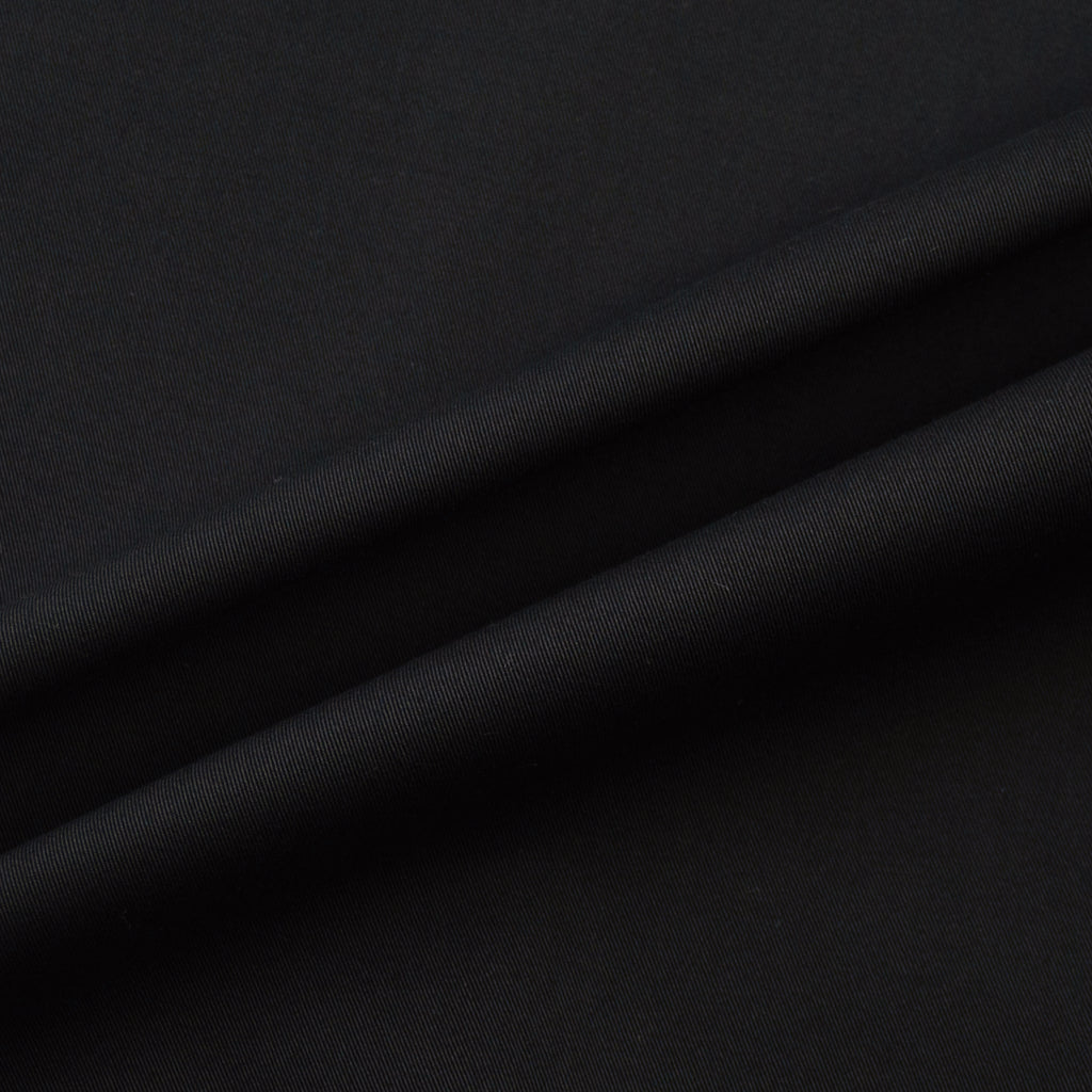 Dangela Black Twill Cotton