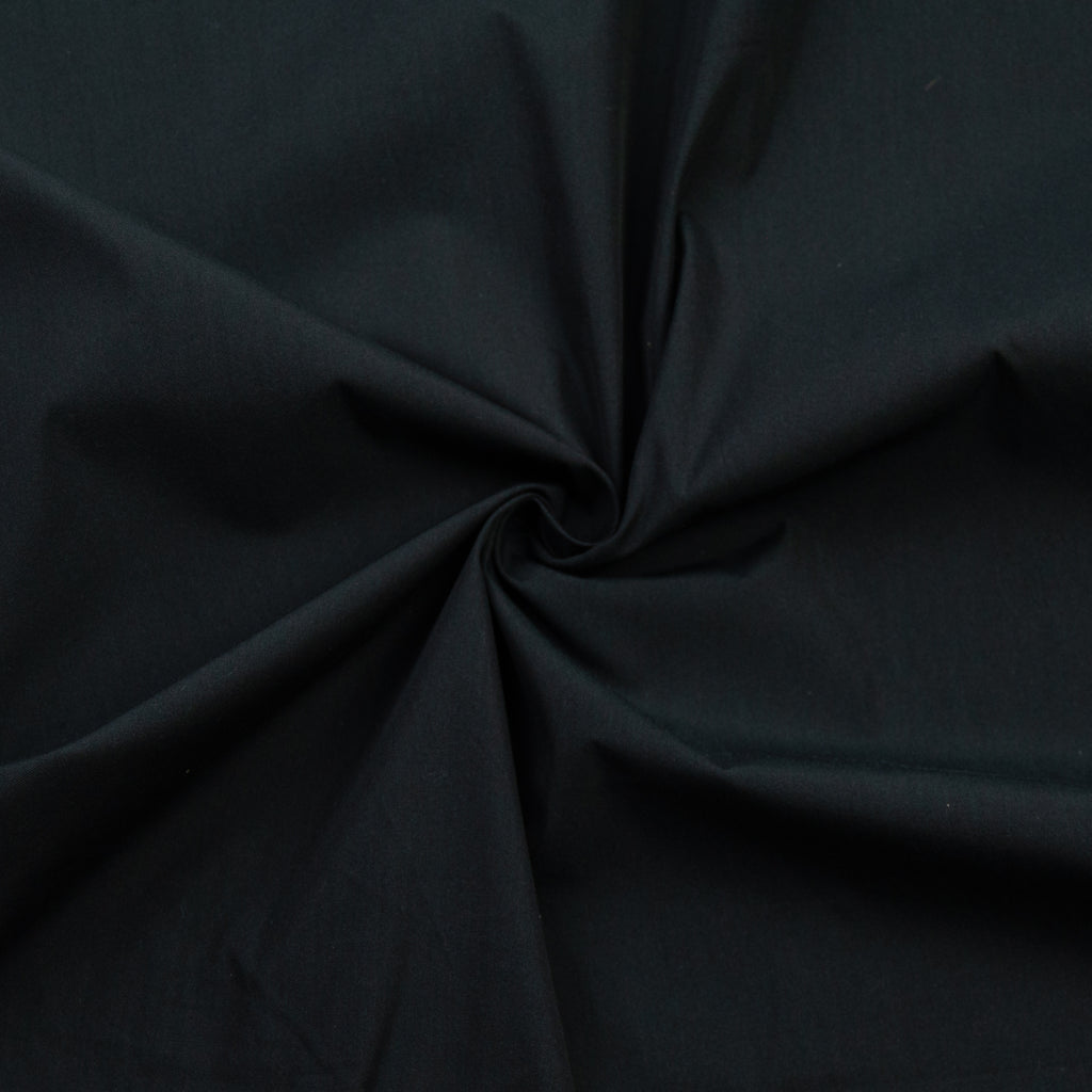 Dagon Rich Black Cotton