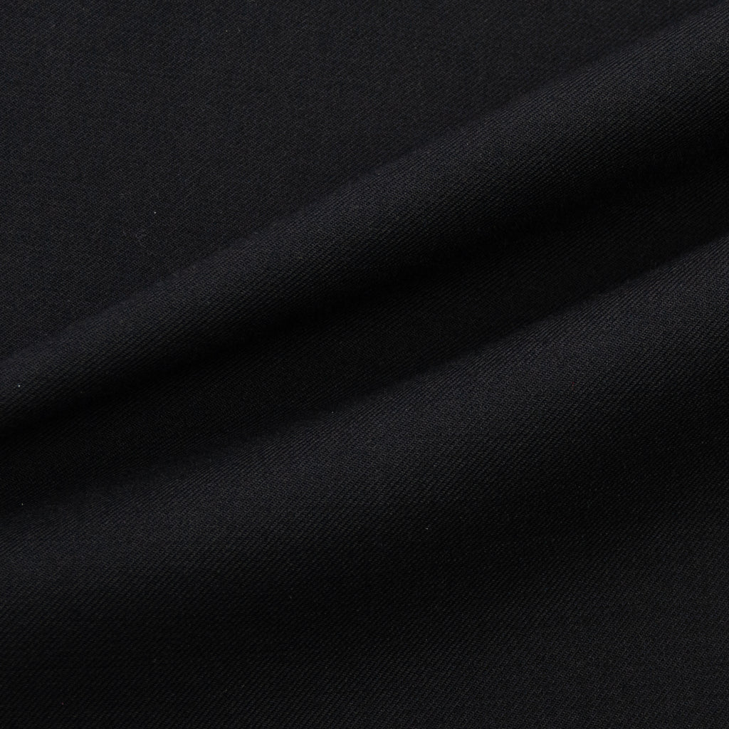 Imen Black Wool