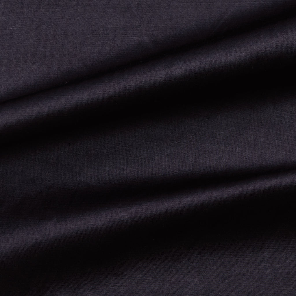 Lilianna Navy Blue Viscose Satin