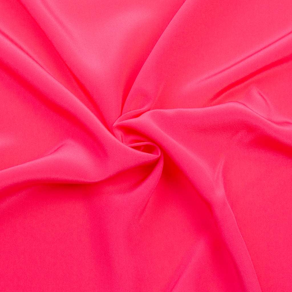 Femi Tropical Pink Silk