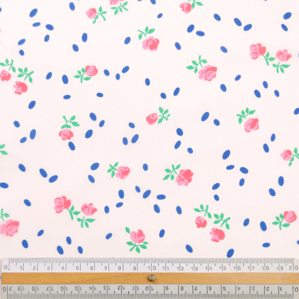 Laramie Flowers Cotton