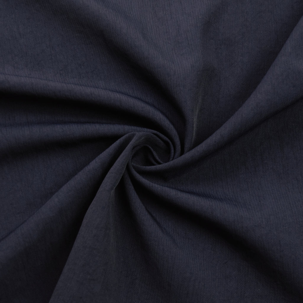 Labonita Navy Blue Polyester