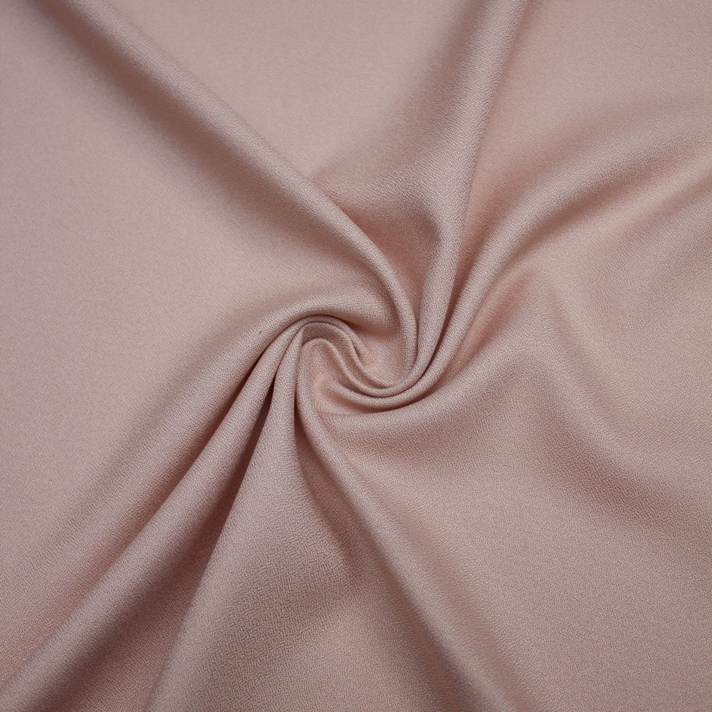 Lucy Nude Viscose Crepe