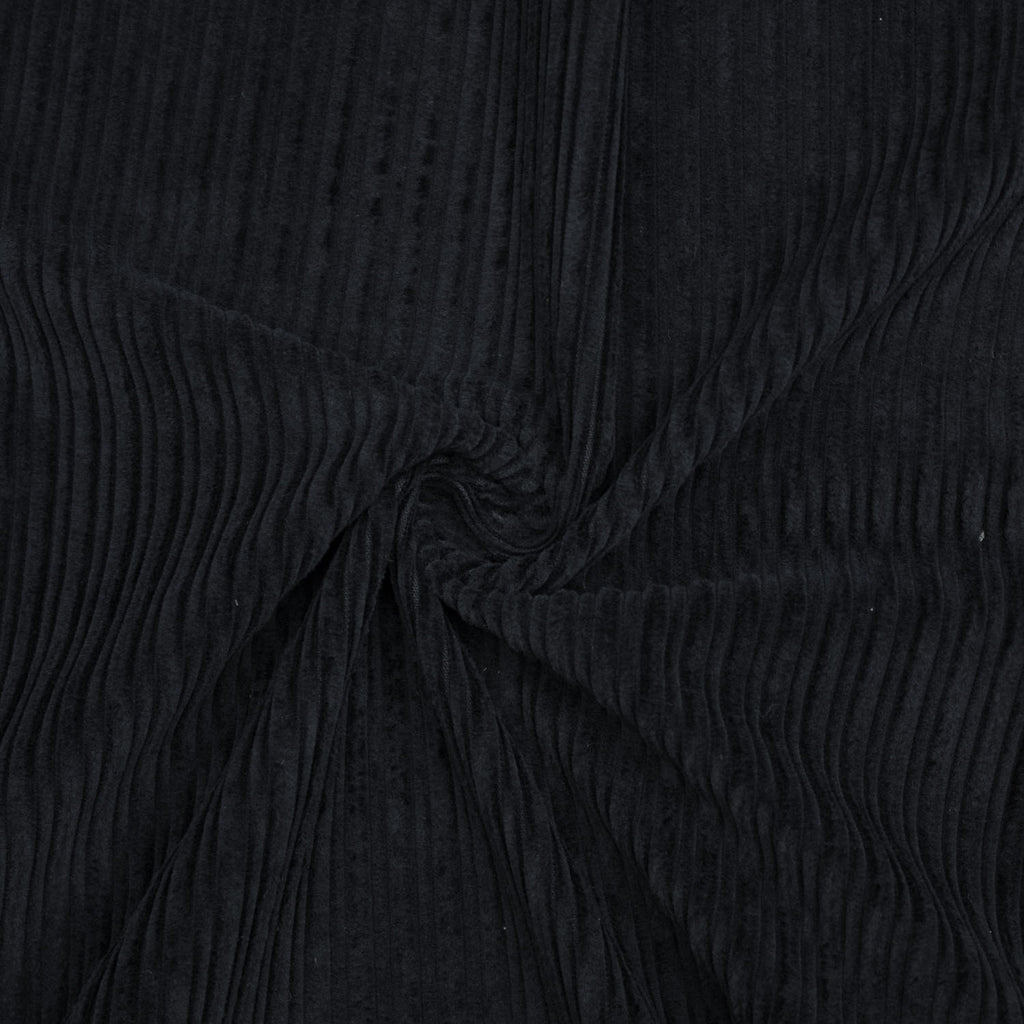 Lennert Navy Blue Cotton Corduroy