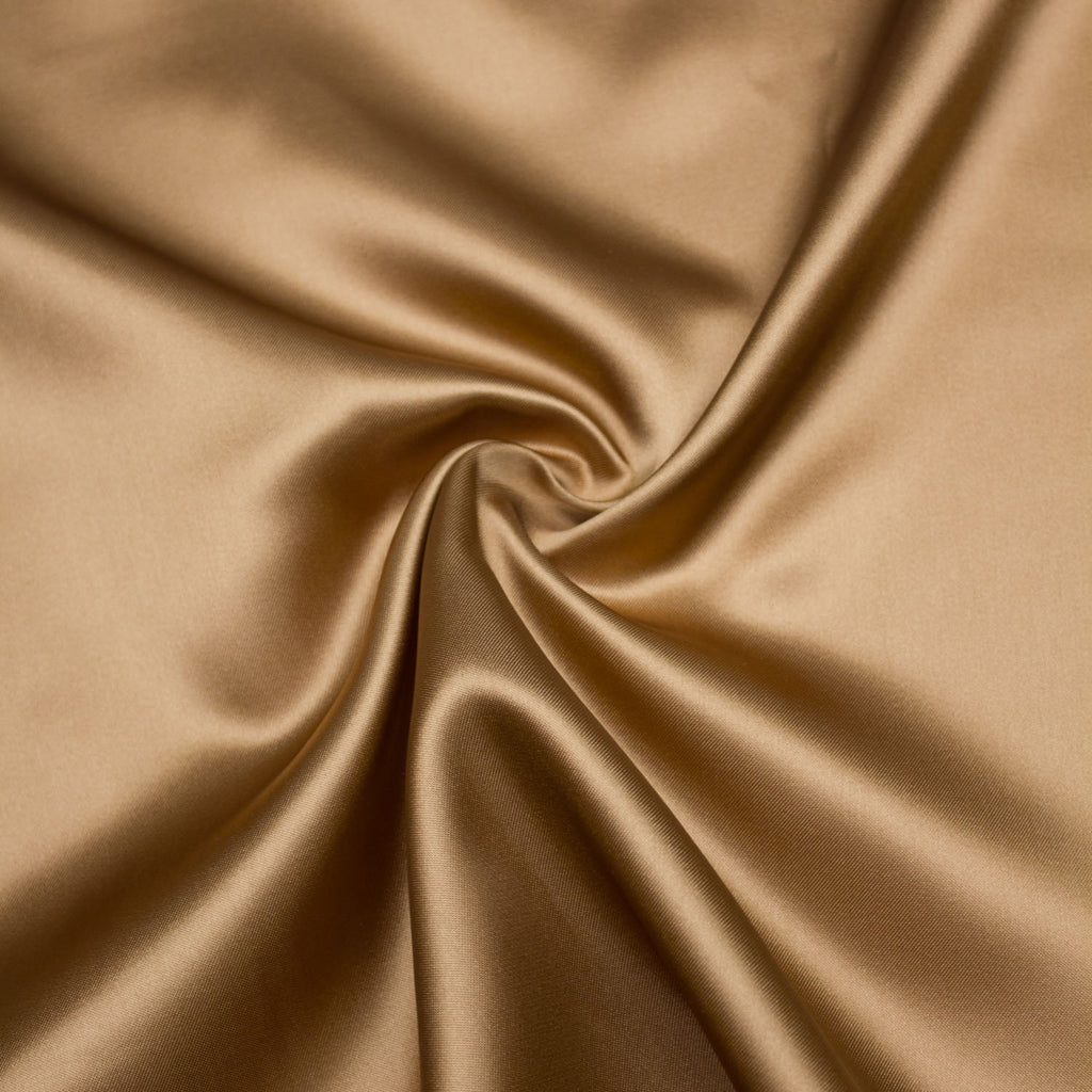 Cleophe Gold Acetate Lining Satin