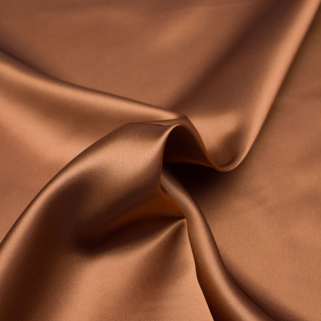 Matts Bronze Acetate Lining Satin