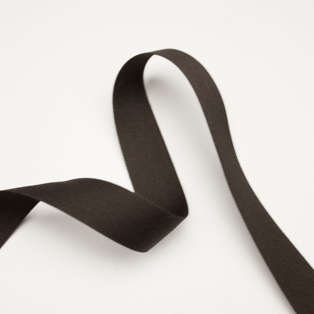 Dark Brown Ribbon 20mm