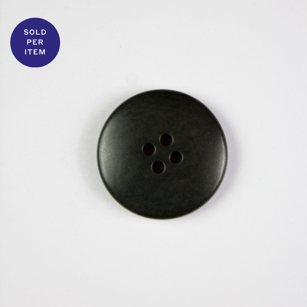 Anthra 4-Hole Plastic Button