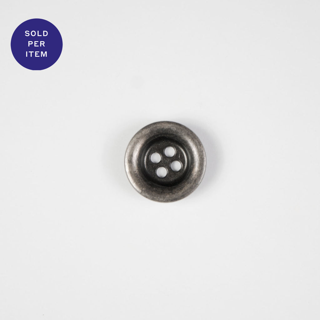Metal 4-Hole Jeans Button