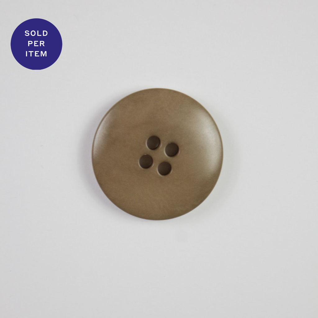 Jenny Wood 4-Hole Plastic Button