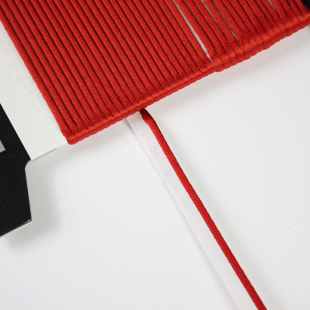Red Piping Ribbon 5mm