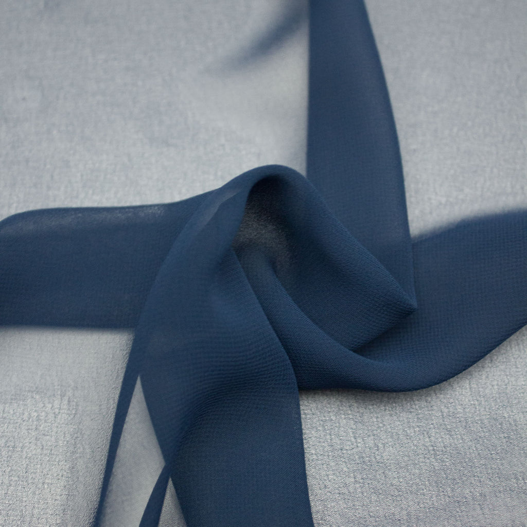 Turquoise Grosgrain Cotton Ribbon 23mm