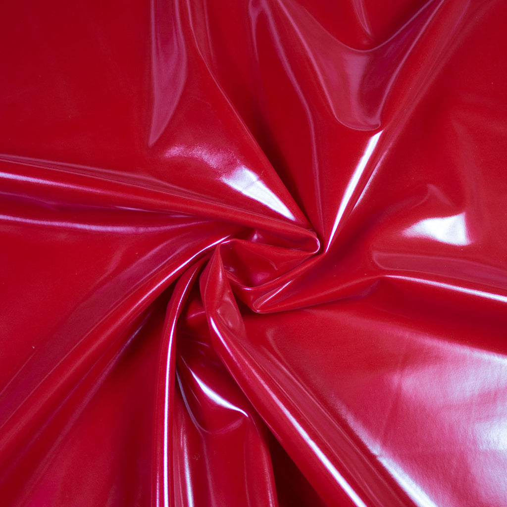 Red Nylon Glossy