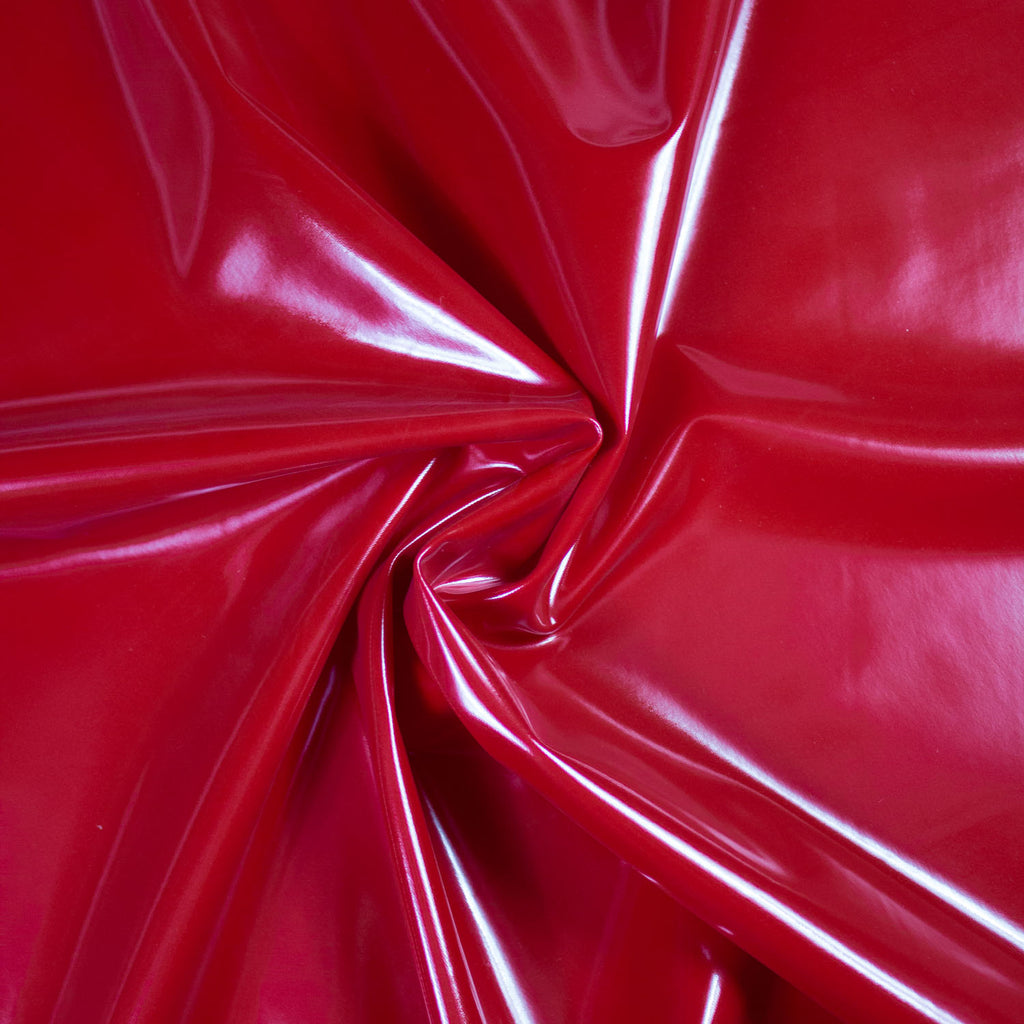 Tsvetsy Red Laminated Nylon