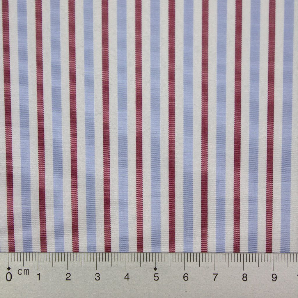 Seeb Multicolour Striped Cotton